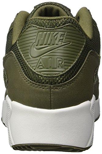 Nike Herren Air Max 90 Ultra 2.0 LTR Gymnastikschuhe Grün (Cargo Khaki/medium Olive/summit White)