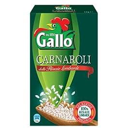 Gallo Riso Carnaroli, Chicchi Pregiati – 1000 gr