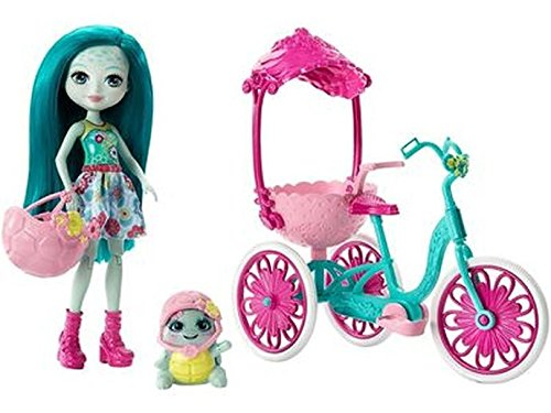 Enchantimals - Bicicleta de Paseo (Mattel FCC65)