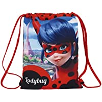 Safta Saco Plano Lady Bug Oficial Saco Plano Junior 260x340mm