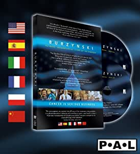 Burzynski: Cancer Is Serious Business (PAL) - Extended Edition / 2-DVD Set / Multiple Languages (English Audio with Spanish, Italian, French, Polish, Chinese and English subtitles)