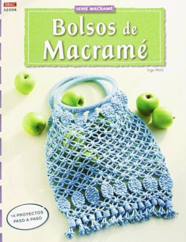 Bolsos De Macramé - Número 6