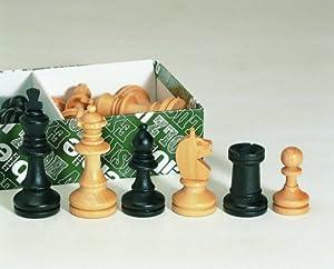 Weible Spiele - Figura de ajedrez Importado de Alemania
