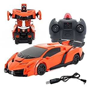 ... Fantasy India Remote Controlled Lamborghini Style Wall Climber  Transformer Car