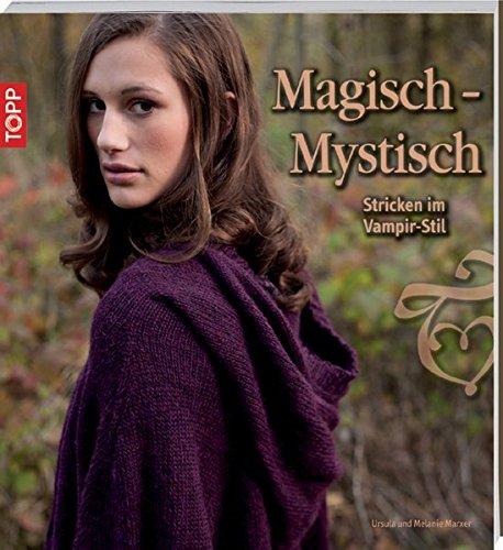 Magisch-Mystisch: Stricken im Vampir-Stil