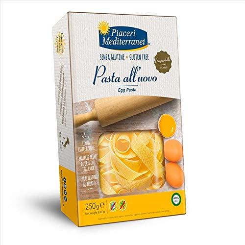 Piaceri Mediterranei Pappardelle Pasta All'Uovo Senza Glutine 250g