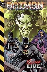 Batman: No Man's Land - VOL 05