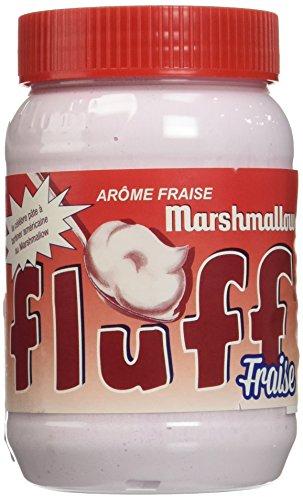 Fluff Marshmallow Fraise 213 g - Lot de 3