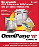 SV OmniPage Pro Office v14 CD W32 / Texterkennungssoftware