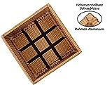Alu- Beistelltisch inkl. Plexiglasplatte - 3