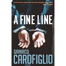 Fine Line, A (Guido Guerrieri) (Guido Guerrieri Novels)