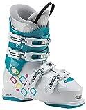 Tecnopro Kinder Ski-Stiefel G50-4, AQUABLAU/Weiss, 24, 5 Skistiefel, Aqua blau, 24.5