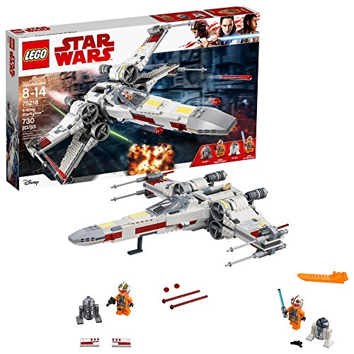 Lego Star Wars 75218 - X-Wing Starfighter (730 Teile) (Wars-flotte Star)