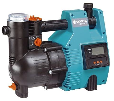 GARDENA 1765-20 Comfort Hauswasserautomat 4000/5 LCD