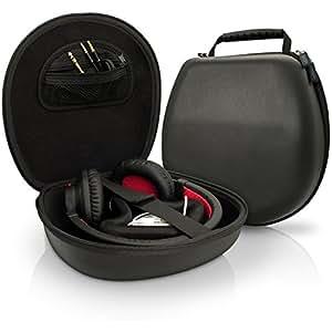 iGadgitz U3804 accessoire pour casque /oreillettes - accessoires pour casque /oreillettes (Emplacement, Universel, Noir, Sony, Philips, Pioneer, Marshall, Beats, Bose)