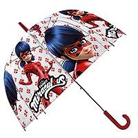Kids Stick Umbrella Red red 70 cm