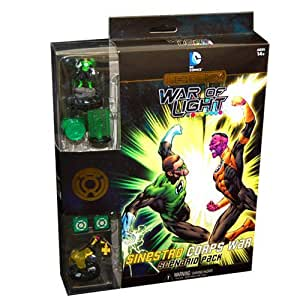 DC HeroClix - War of Light: Sinestro Corps War Scenario Pack - English WizKids