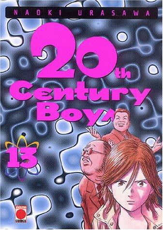 20th century boys Vol.13 par URASAWA Naoki