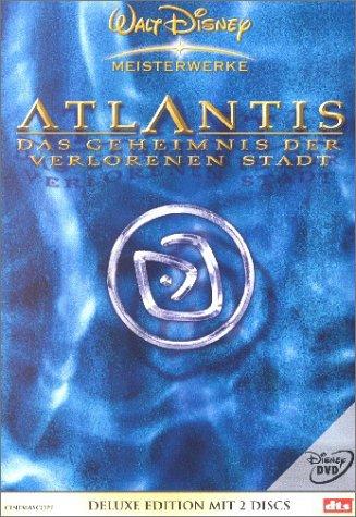 Atlantis - Das Geheimnis der verlorenen Stadt [Deluxe Edition] [2 DVDs]