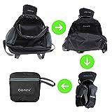 Gonex Unisex 20 Liter Faltbarer Rucksack Leichter Tagesrucksack, für Outdoor Wandern Reisen -