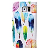CaseHome Samsung Galaxy S6 Custodia in pelle PU - Best Reviews Guide