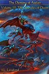 The Apostles of Doom (Demons of Astlan Book 3) (English Edition)
