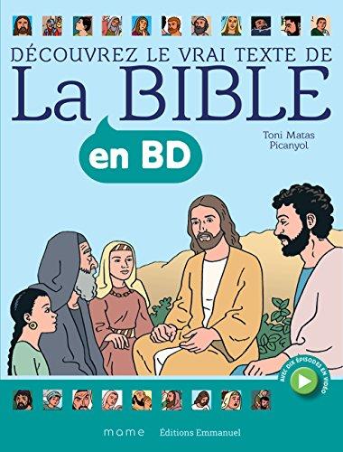 La Bible en BD par Toni Matas