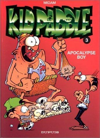 Kid Paddle, tome 2 : Carnage total de Midam (6 novembre 1996) Relié