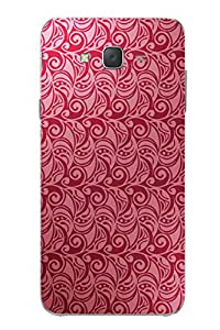 Accedere Printed Back Cover Case for Samsung Galaxy On5