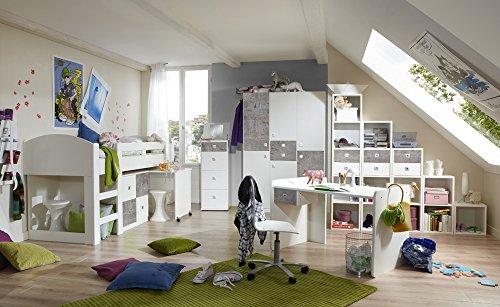 Jugendzimmer, komplett, Set, Jungen, Mädchen, Jugendzimmermöbel ...