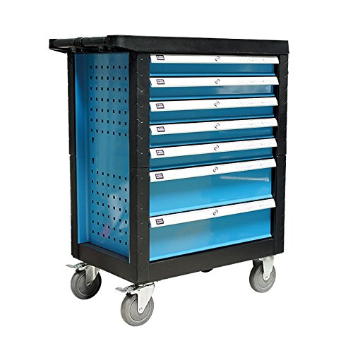 Preisvergleich Produktbild Werkzeugkiste Werkzeugkasten Werkstattwagen Rollwagen von RP-TOOLS Profi