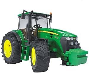 BRUDER - 03050 - Tracteur JOHN DEERE 7930 - Vert