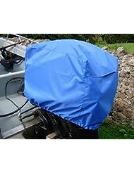 Motor fuera borda (impermeable y con ventilación Tamaño 7(150–300HP) Royal azul motor cubierta