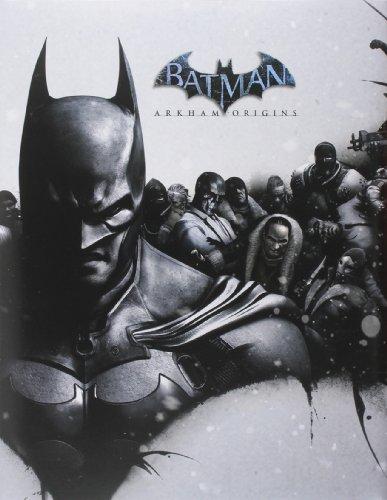 Batman: Arkham Origins Limited Edition Strategy Guide (Brady Games)