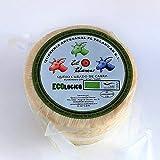 Queso Artesano de Cabra Curado Ecológico de Leche Cruda EL PALANCAR 850-950 g,