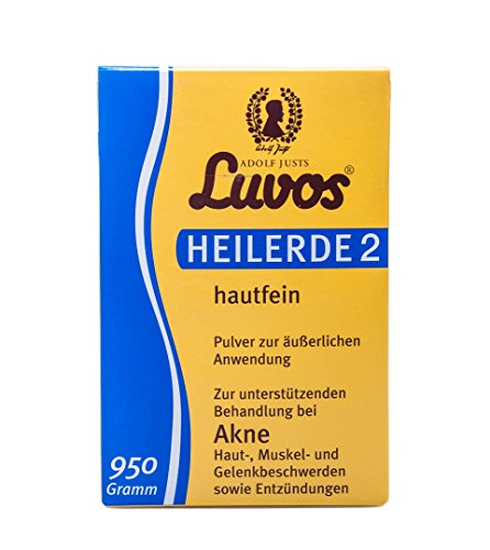 Luvos Heilerde 2 – hautfein, 950g - 2