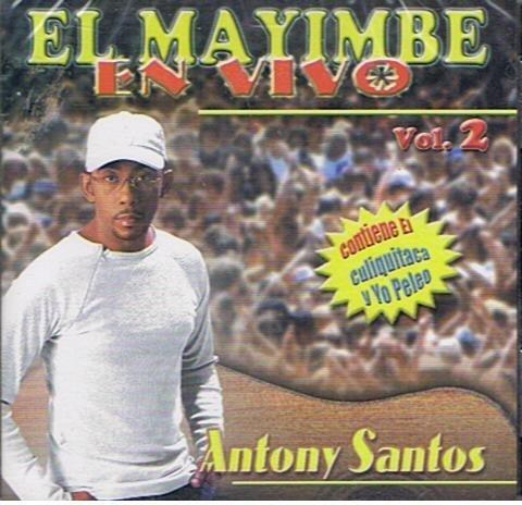 Mayimbe En Vivo 2 by Antony Santos