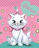 Disney Aristochats Marie chat-Couverture polaire-Fleurs