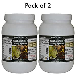 Herbal Hills Triphala 700 Tablets Value Pack - Pack of 2