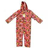Despicable Me Minions Overall Einteiler Mit Kapuze Korallen Fleece-pyjama Strampelanzug Kinder Kinder-mädchen 3 Größen - 2-3 Jahre