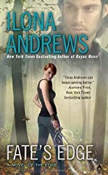 by Andrews, Ilona Fate's Edge (The Edge, Book 3) (2011) Mass Market Paperback