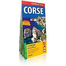 CORSE  1/150.000 (comfort !map, laminée)