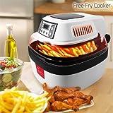 Chef Master Kitchen Fry Cooker - Robot de cocina y accesorios, 6 programas de cocción, 1000 W