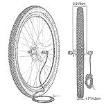 CO-Z-36V-500W-26-Kit-di-Conversione-Bici-Elettrica-Controllo-Mozzo-Motore-Hub-E-Bike-Ruota-Bicicletta-Regolatore-di-velocit