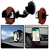 Seluxion - Support Fixation Voiture Universel pour Samsung Galaxy A5, Galaxy A3,...