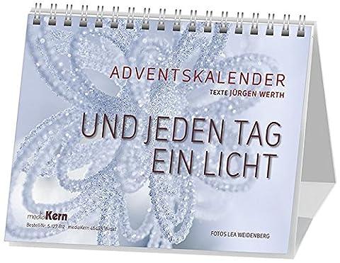 Und jeden Tag ein Licht: Adventskalender