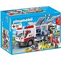Playmobil 9536 Carrito de Equipo DRK