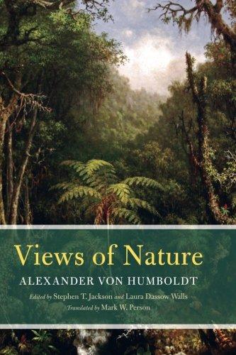 Views of Nature por Alexander Von Humboldt