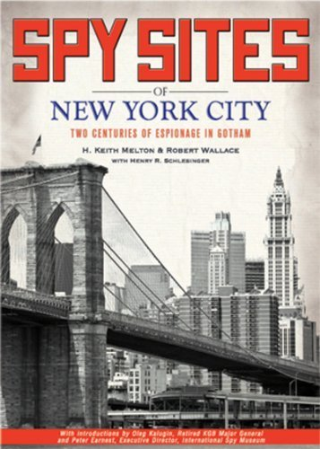 k City by H. Keith Melton, Robert Wallace, Henry R. Schlesinger (2012) Taschenbuch (Spy Trenchcoat)