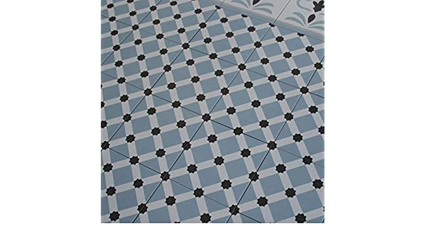 Piastrelle da parete in stile orientale marocchino 20 x 20 cm in